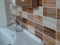 LIMA - Koupelnová serie dřevodekor lesk