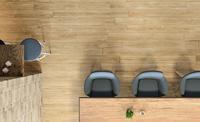 Slinuté dlažby v designu dřeva - NOVABELL - NATURAL FEELING
