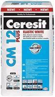 Ceresit CM 12 PLUS WHITE ELASTIC