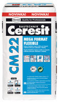 Ceresit CM 22 Flexibilní lepicí malta pro velkoformátové obklady a dlažbu