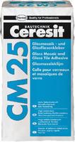 Ceresit CM 25 White Flex - Lepicí malta na skleněné mozaiky