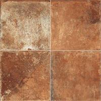 MATERIA/BARRO - Imitace zemité dlažby s nádechem cotta, Rosso-30x30x0,9cm