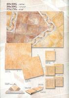 IMOLA - TUAREG - Slinutá glazovaná dlažba