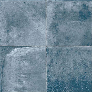 MATERIA/BARRO, Blue-30x30x0,9cm