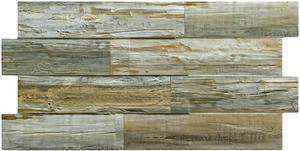 MLT - CANADA - Obklady imitace dřeva se zámky, | sage - 33,3x66,6x0,9cm