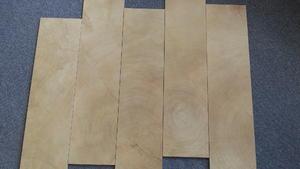 PROVENZA - W-AGE - Glazovaná slinutá dlažba, !!!DOPRODEJ-AKCE!!! Heartwood - 22,5x90x1,05cmRT - 2