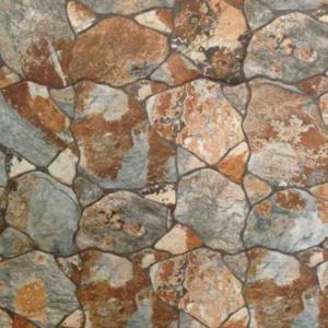 MLT - CANED - Glazovaná slinutá imitace kamenů. - 2