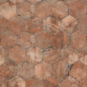 CHICAGO BRICK AMERICA, Old Chicago-24x27,7x1,05cm hexagon - 2