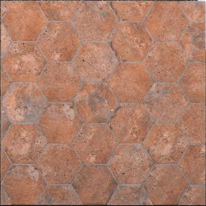 CHICAGO BRICK AMERICA, Wrigley-24x27,7x1,05cm hexagon - 2