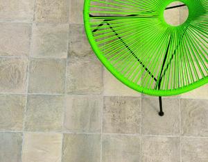 Slinuté glazované terasové dlažby - CIR - BIARRITZ - 2