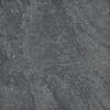 RAKO - KAAMOS - Slinuté glazované dlažby, | Černá-45x45x1cm
