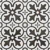 Interiérová Patchwork dlažba GEOTILES - BOULEVARD, Negro-45x45x0,88cm