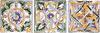 IMOLA - PIEVE - Interiérová rustikální dlažba a obklady (Doprodej-dostupnost na dotaz), PIEVE MIX-10x10x0,68cm (na dotaz)